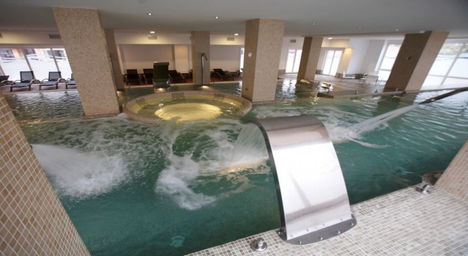 Families with adventure special in eco-park in the Spa Bienestar Moaña Hotel****