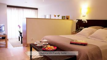 Vacaciones en Familia en Family Suite en AUGUSTA SPA RESORT****